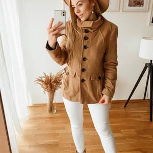 Kurtki i płaszcze damskie używane