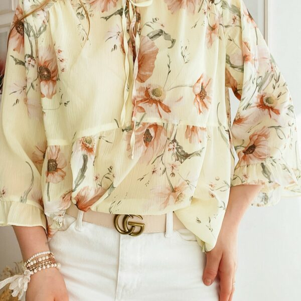 Bluzki damskie używane