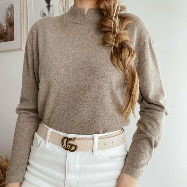 Swetry damskie używane